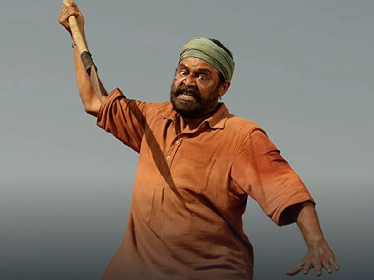 Narappa brought the best out of me says, Venkatesh