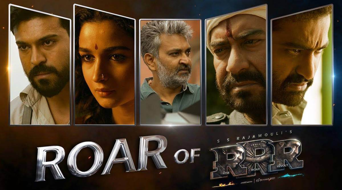 Roar of RRR gets a thumping response from the audience