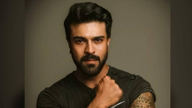 Ram Charan Signs Another Brand