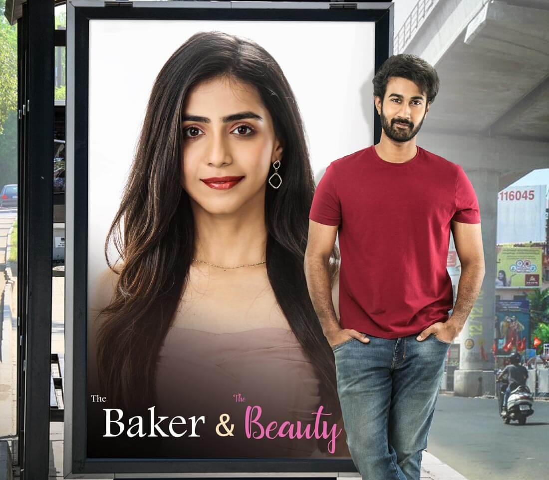 Santosh Shoban once again impressess with Baker and the Beauty