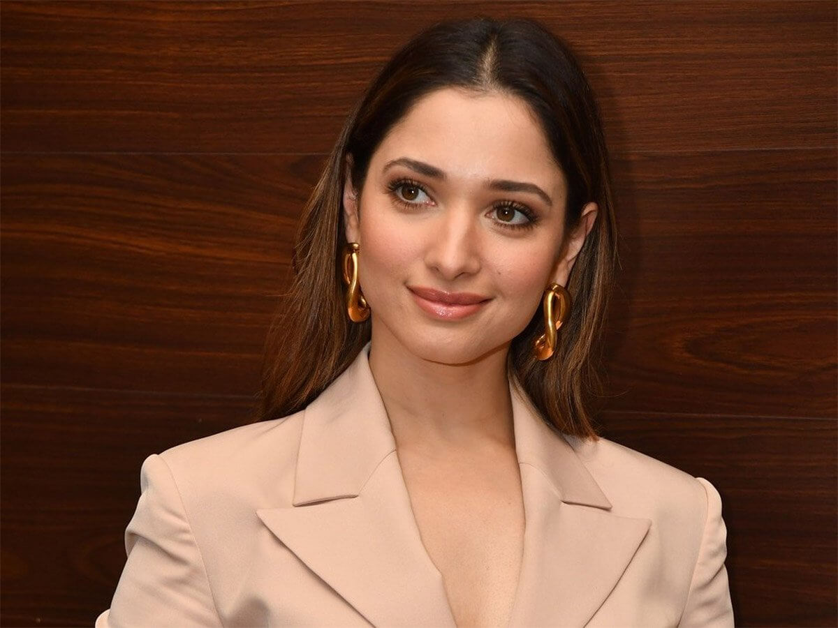 Tamannah Suffering From A Health Issue!