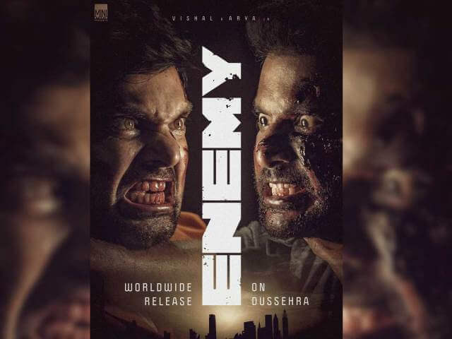 Vishal-Arya's Enemy aiming for a festival release