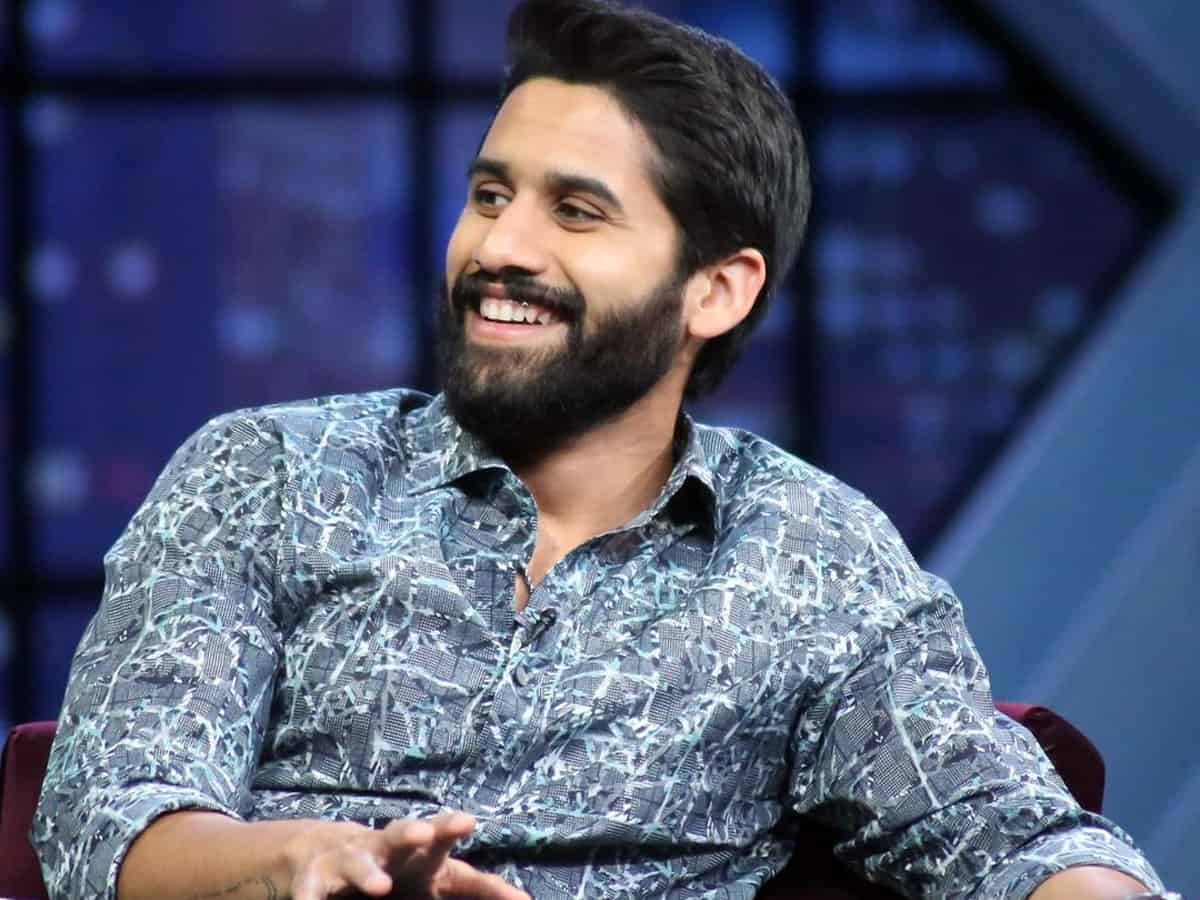 Chay Akkineni thanks fans for supporting him in crunch times
