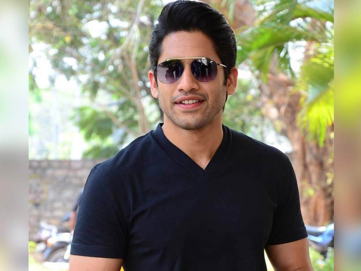 Naga Chaitanya Readying For Second Release Of 2021?